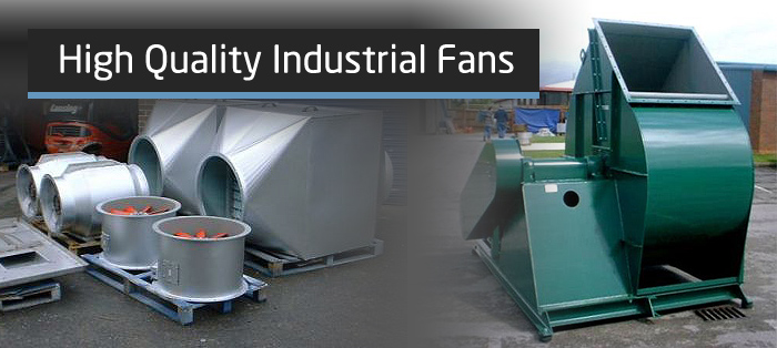 High Quality Industrial Fans